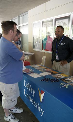 Career day showcases job options