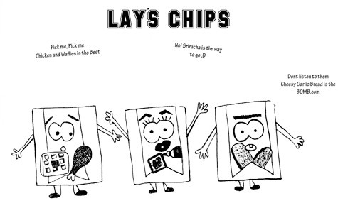Lay's is having a competition to pick its new flavor