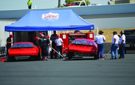New NASCAR raceway debuts soon