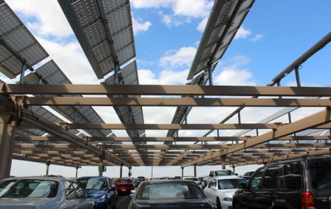 Solar Panels are doing their jobs