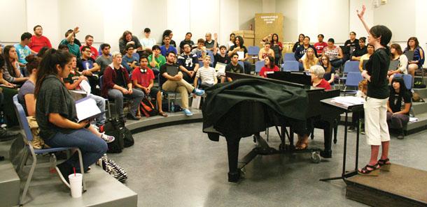 BC Choir raising funds for international travel