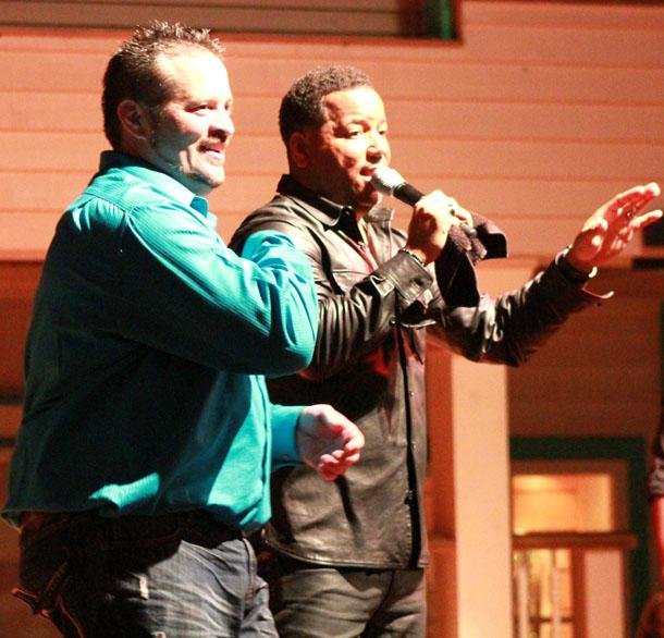 Bachelors auctioned off for a good cause