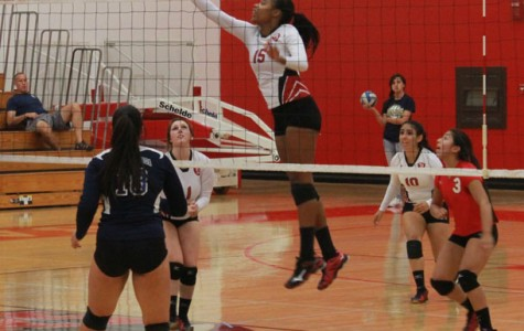 Volleyball team off to slow start