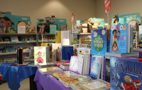 Book fair brightens up the day for children close to BC