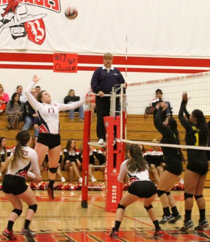 Volleyball team finishes 'successful' season