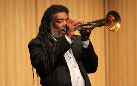 Jazz musician plays for BC