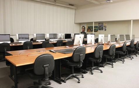 Burglary at BC; six iMacs stolen