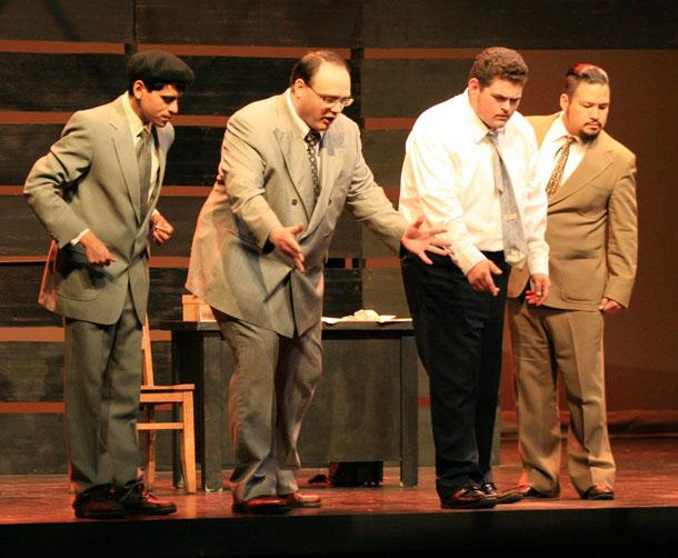 'Rhinoceros' hits the stage with absurdity