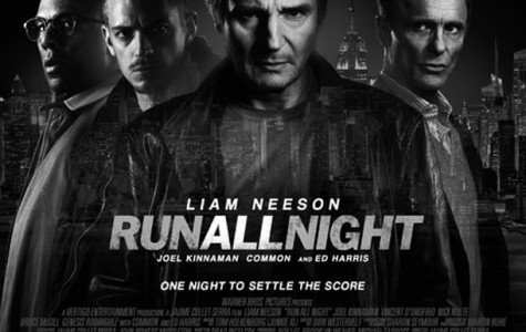 Liam Neeson changes it up in his new movie