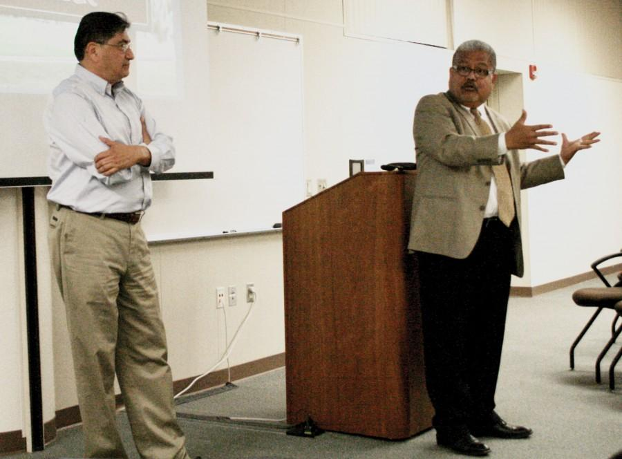 Bakersfield College discusses civil rights