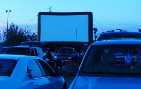 Drive-in now back in Bakersfield