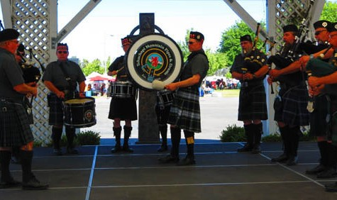 Scottish Games held locally