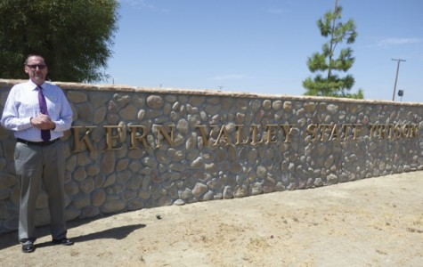 BC teaches at Kern Valley State Prison