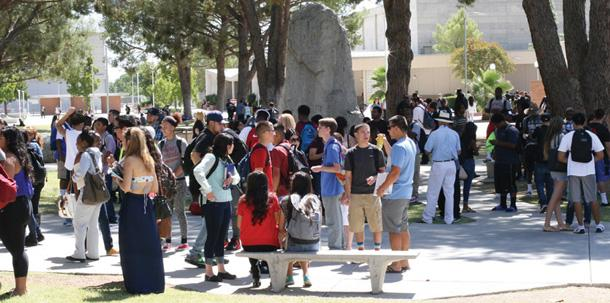 Enrollment at BC has increased in big numbers