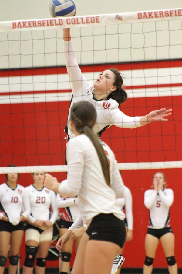 Volleyball gets even with Citrus