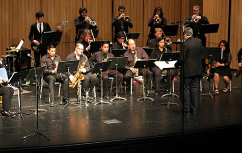 BC Jazz Ensemble presents contemporary works