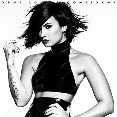Demi Lovato's new album reveals an effortless edge