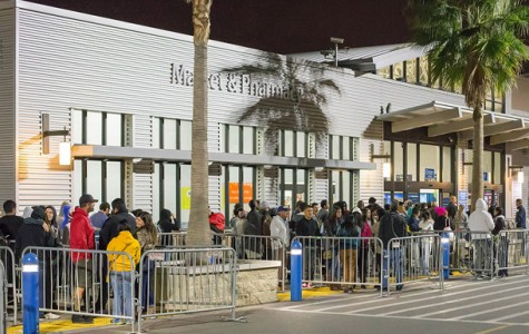 Black Friday causes madness at Wal-Mart