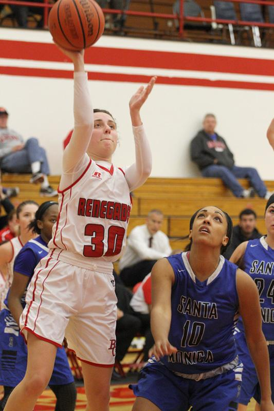 Growth showing for women's hoops