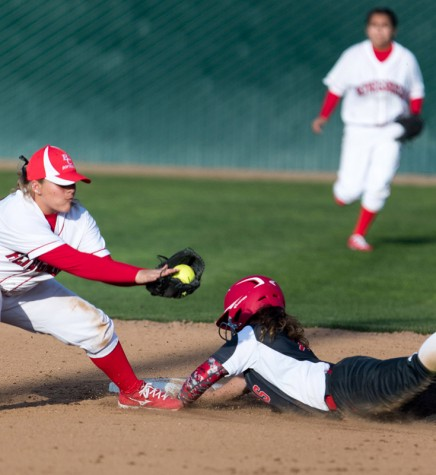 BC softball drops its first two but looks to pick it up this season