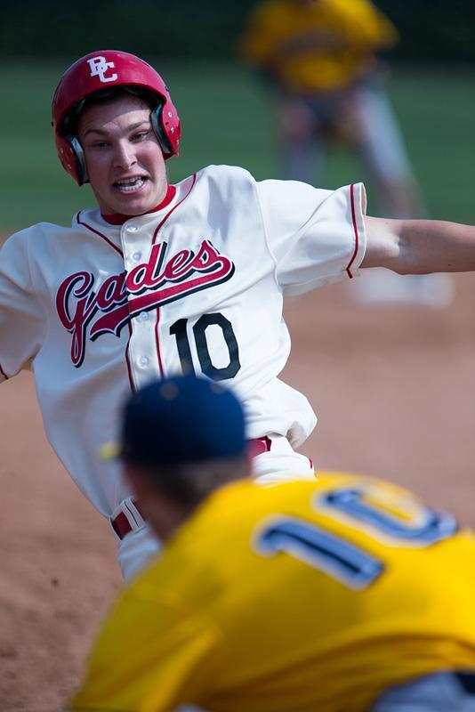 Renegades baseball drops two straight