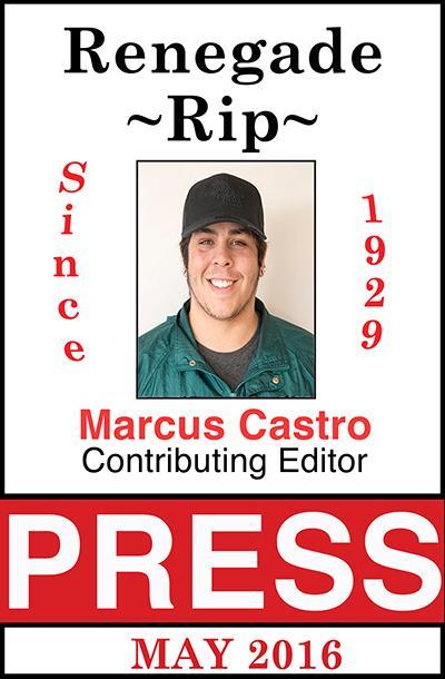 Marcus Castro