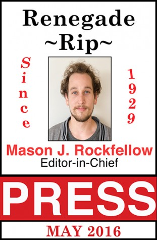 Photo of Mason J. Rockfellow