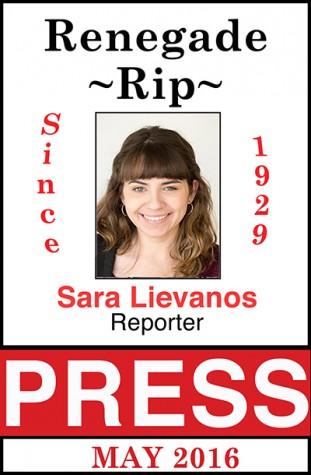 Sara Lievanos