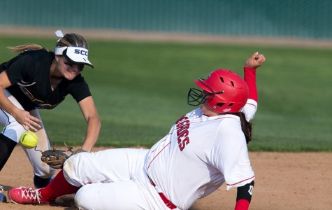 BC softball struggling to find ways to win