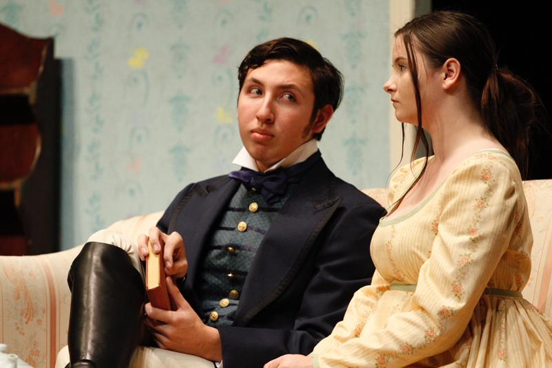 BC play portrays 1800s in 2016