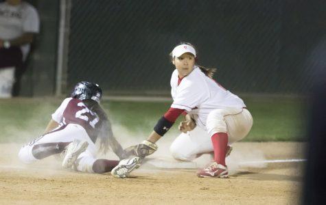 Softball makes playoff push with series sweep