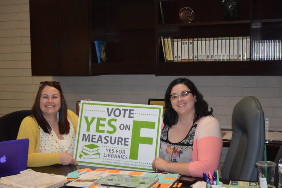 Group supports Measure F tax that would benefit libraries