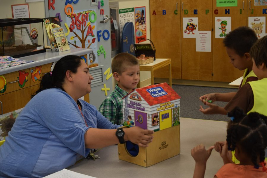 Child developement and BC childcare earn praise