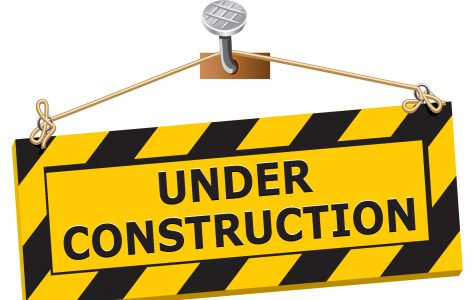 Construction winds down as semester set to start
