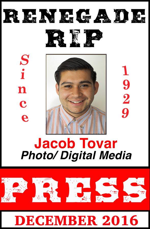 Jacob Tovar