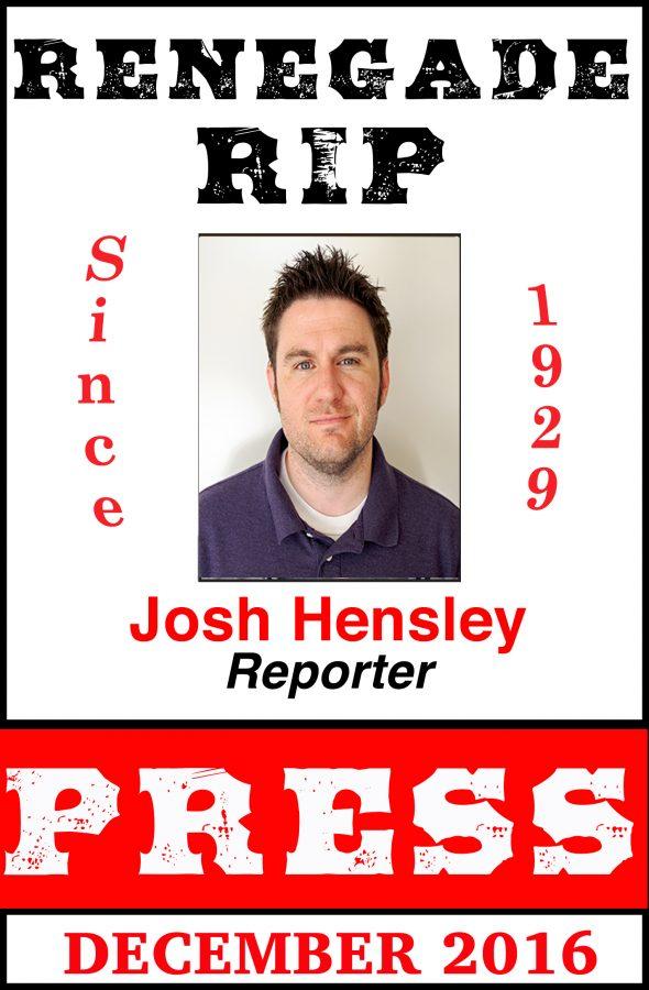 J.R. Hensley