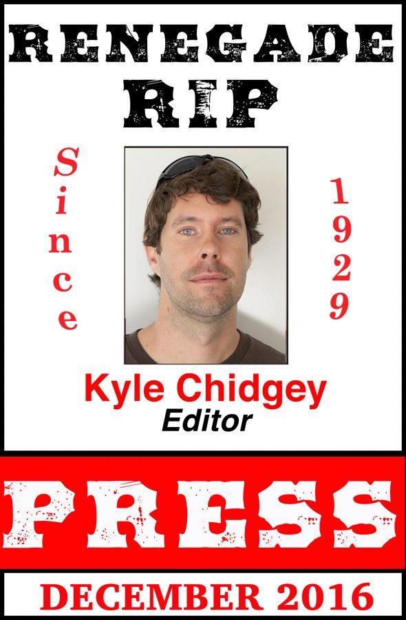 Kyle Chidgey