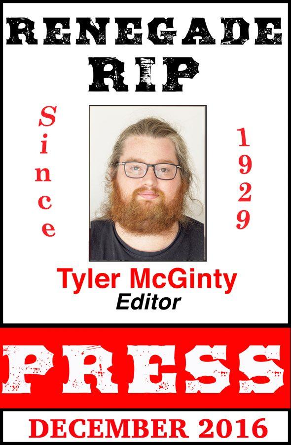 Tyler McGinty