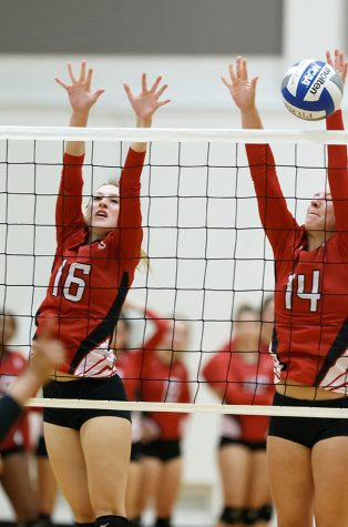 Volleyball hopes to find consistency