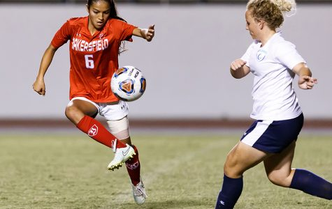 Women's soccer starts off strong