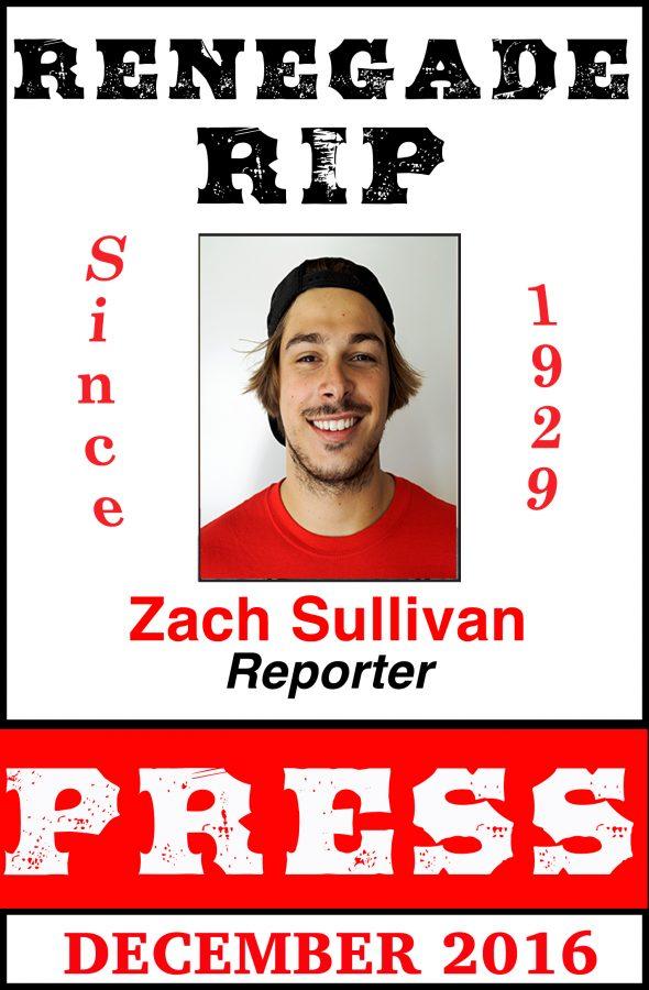 Zach Sullivan