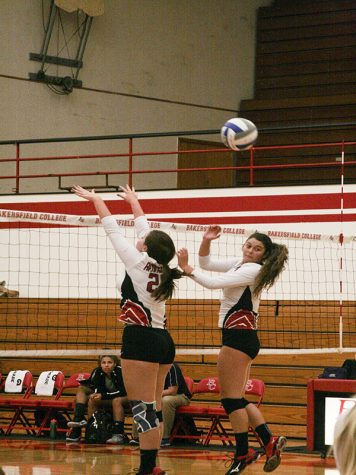Volleyball hopes to remain focused