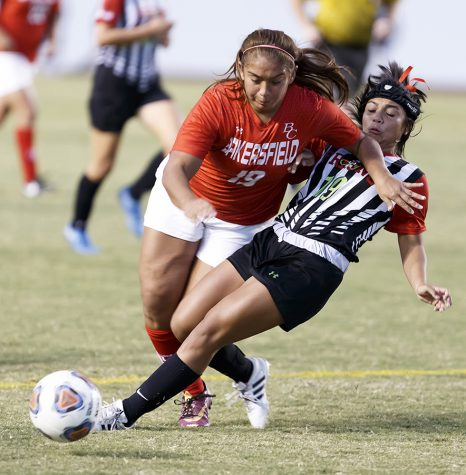 Women's soccer on 4-game losing streak