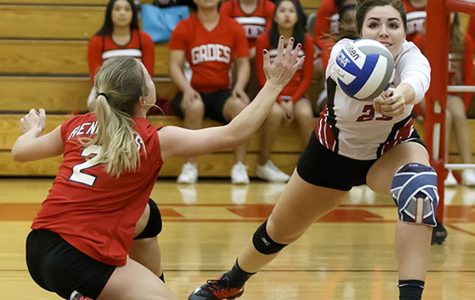 Renegade volleyball captures conference championship