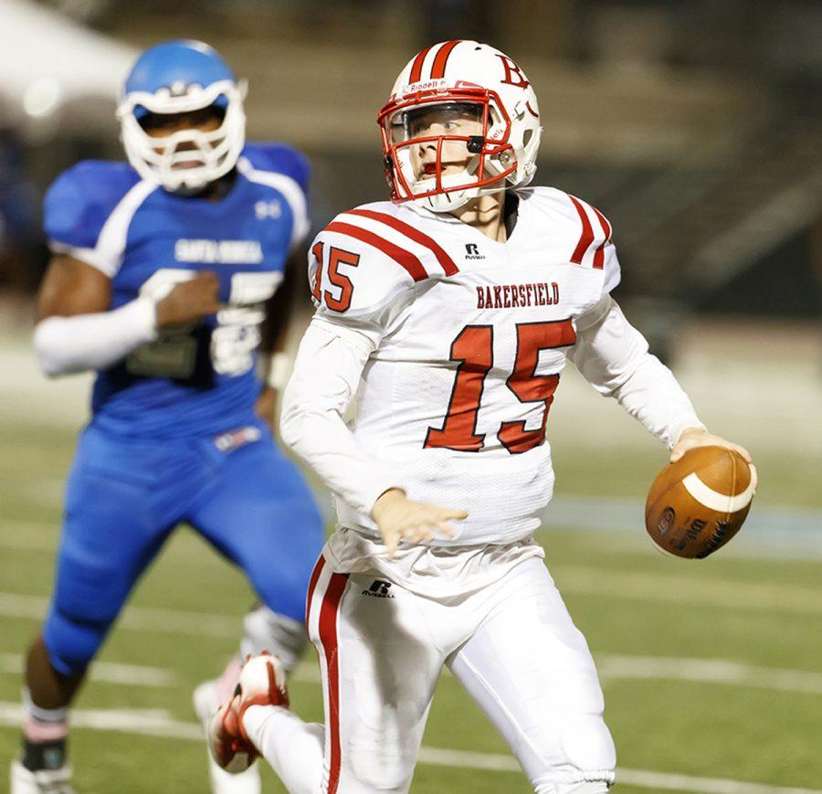 Football prepares for playoff push