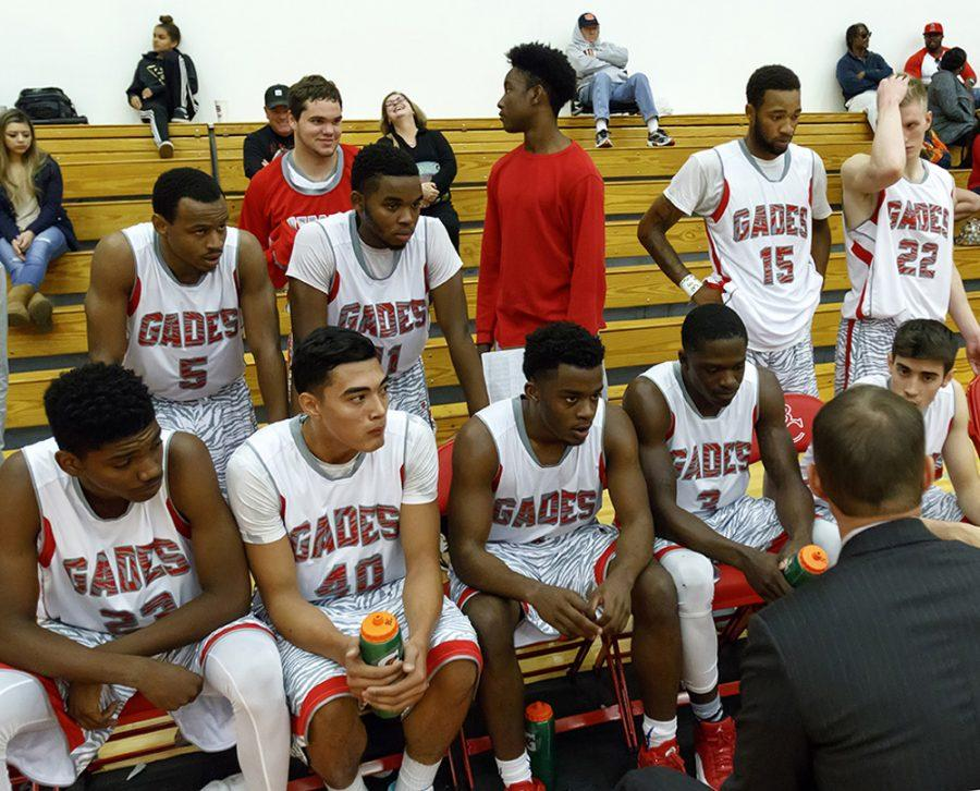 11/25/16 2:26:29 PM -- Bakersfield College vs Cero Coso College, Thanksgiving Basketball Tournament --Bakersfield College, Bakersfield, Ca;  Photo by Joe Bergman / Joe Bergman Photography