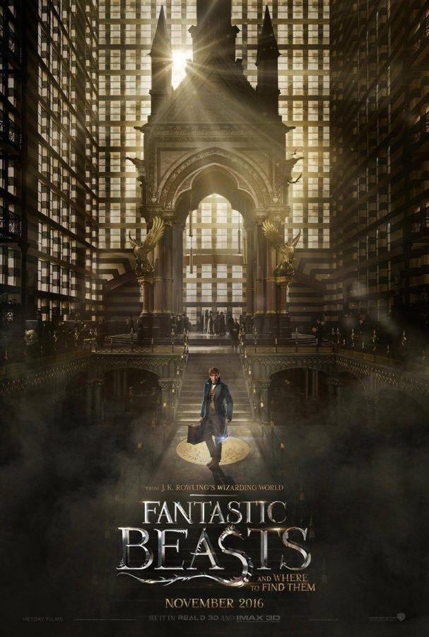 Review: 'Fantastic Beasts' sets up an exciting new series