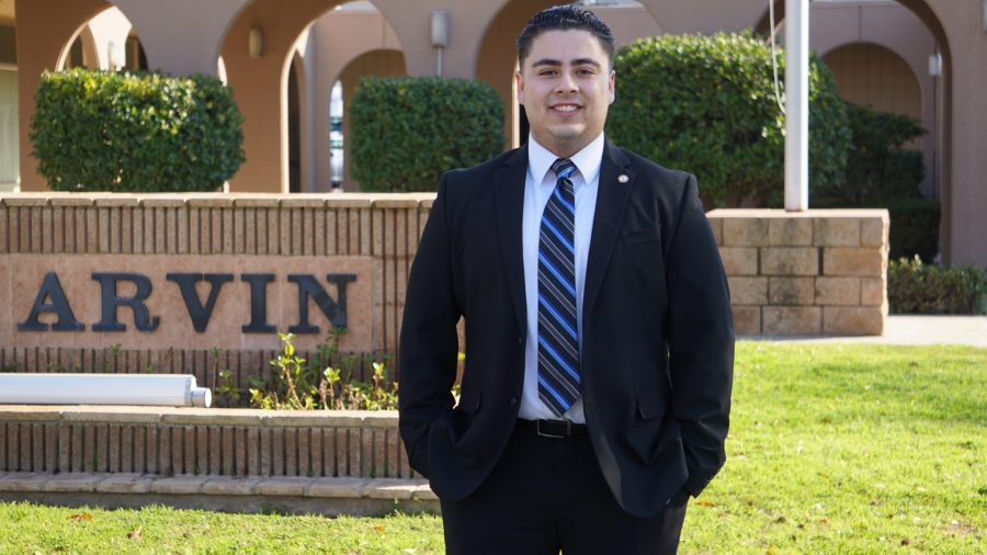 Elected mayor of Arvin and BC alum shares his vision for the city