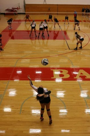 Renegade volleyball scores another win
