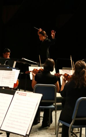BC students perform in band and orchestra